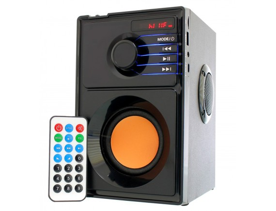 PRENOSNI ZVOČNIK BLUETOOTH  MP3 RADIO SD USB BOOMBOX