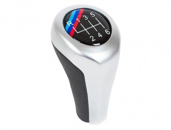 BMW E60 E61 E62 E63 E81 E82 E85 E87 E88 E90 E91 E92 X1 X3 X5 Gumb za prestavljanje M-PAKIET / M-POWER 6 Gears