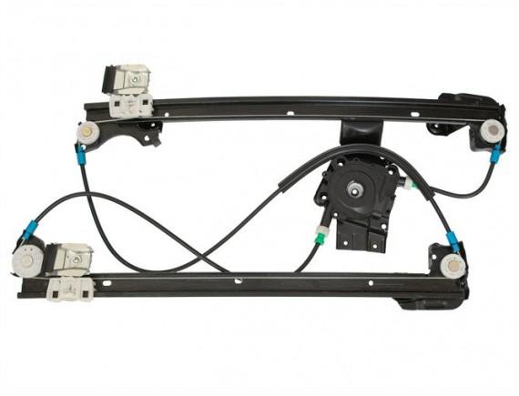 Land Rover Freelander 97-06 Regulator sprednjega stekla (električna nastavitev) (brez motorja) desno