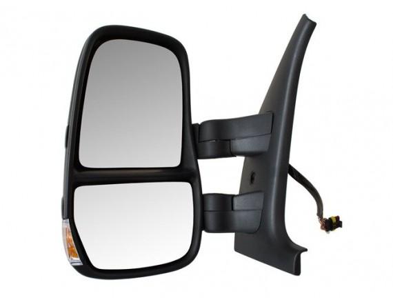 Iveco Daily 06-14 krilo ogledalo električno (Kratka različica) RAMIĘ Levo