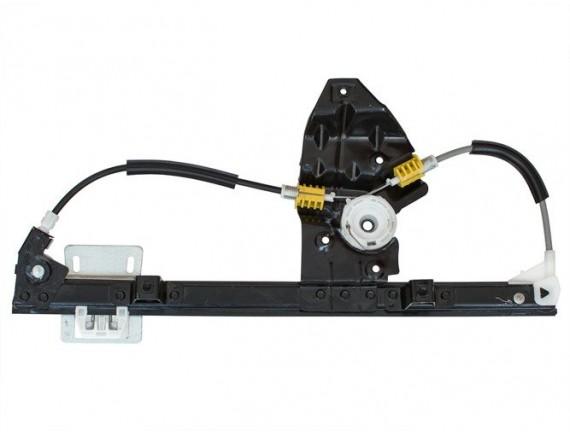 Land Rover Freelander 97-06 Regulator zadnjega stekla (električna nastavitev) (brez motorja) desno