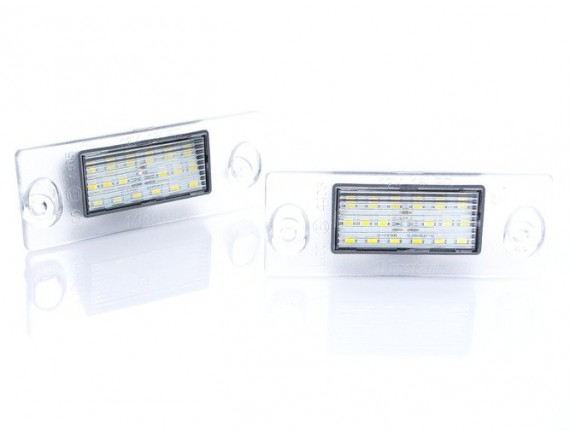 Audi A3 8L A4 B5 LED lučka / svetilka LED 2 set