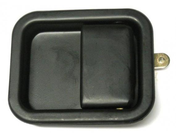 Jeep Wrangler 97-06 Zunanji ročaj Vhodna vrata (črna) Leva