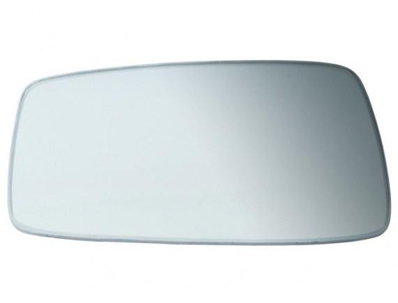 Audi 80 B3 86-90 Zrcalno steklo / Vložek ogledala WHITE Levo = Desno