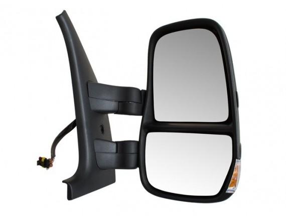 Iveco Daily 06-14 krilo ogledalo električno (Kratka različica) RAMIĘ Desno