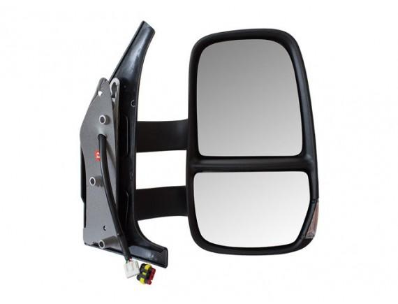 Iveco Daily 06-14 krilo ogledalo električno (izvedba z dolgo roko) desno