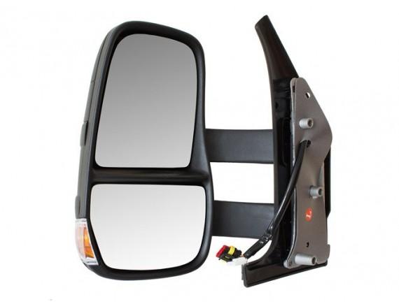 Iveco Daily 06-14 krilo ogledalo električno (izvedba z dolgo roko) Levo