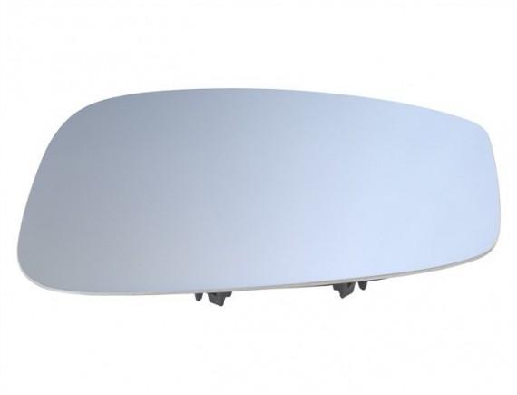 Lancia Musa 04-07 Zrcalno steklo / vložek ogledala Ogrevano desno