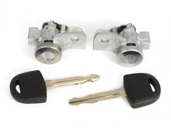 Isuzu D-MAX I 02-10 Ključavnice / sodi / zaklepni vložki vrata 2 kos