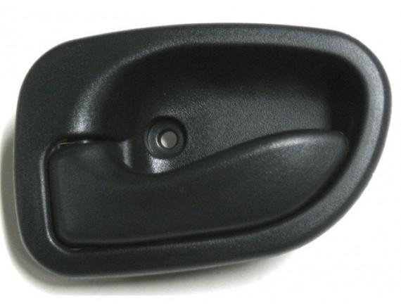 Hyundai Accent 94-02 Notranji ročaj spredaj ČRNO levo