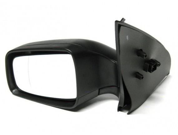 Krilo ogledalo Vauxhall / Opel Astra II 98-06 Električno ogrevano črno levo