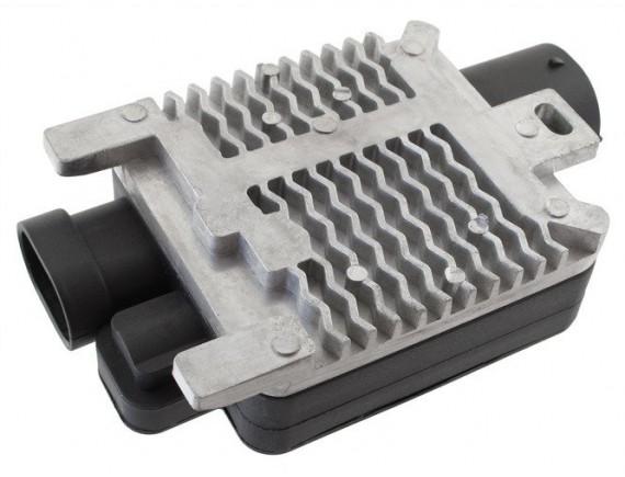 Mazda 3 03-09 Hladilnik vode / hladilnik ventilatorja