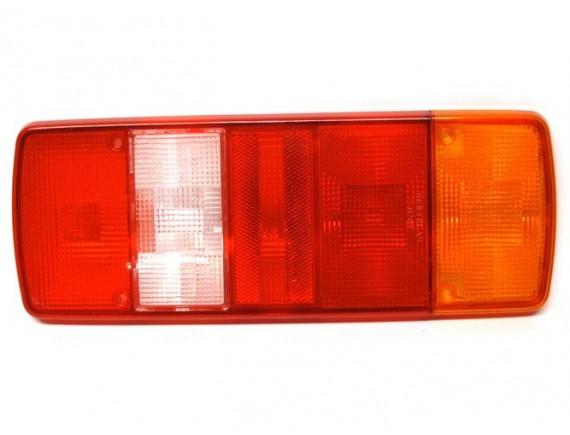 Kontejner VW LT (izvedba s tovornjaki s ponjavo) Leča zadnje svetilke levo = desno