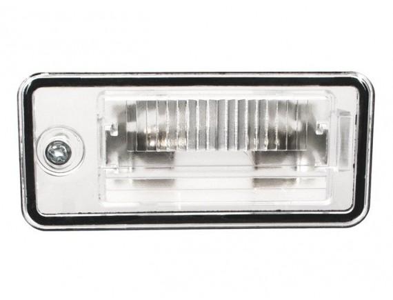 Audi A3 A4 A6 A8 Q7 Luč registrske tablice desno