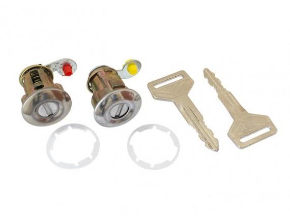 Mitsubishi L200 01-05 Ključavnice / sodi / ključavnični vložki 2 kos