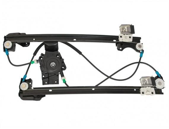 Land Rover Freelander 97-06 Regulator sprednjega stekla (električna nastavitev) (brez motorja) Levo
