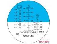 Refraktometer Merilec rha503